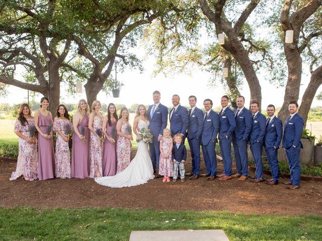 Paul and Kat's Wedding in Austin, Texas 28