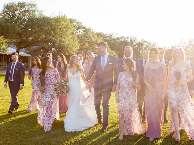 Paul and Kat's Wedding in Austin, Texas 30