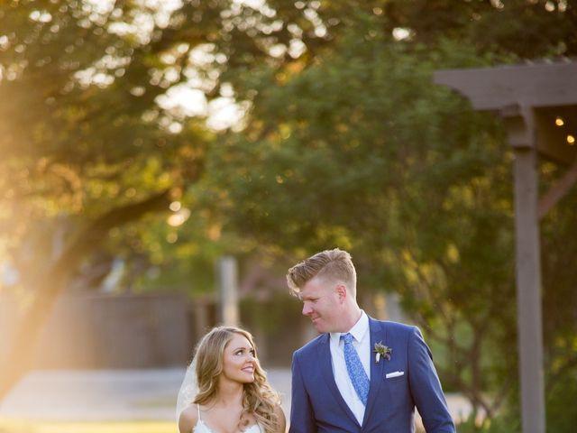 Paul and Kat's Wedding in Austin, Texas 32