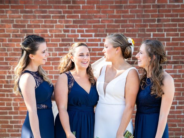 Sean and Kelly's Wedding in Plymouth, Massachusetts 56