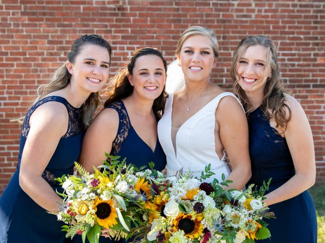 Sean and Kelly's Wedding in Plymouth, Massachusetts 57