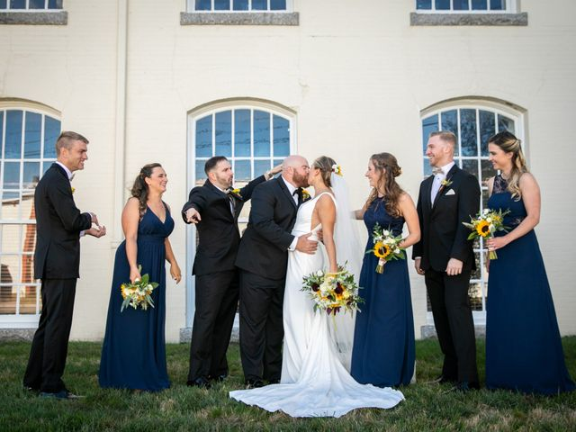 Sean and Kelly's Wedding in Plymouth, Massachusetts 58