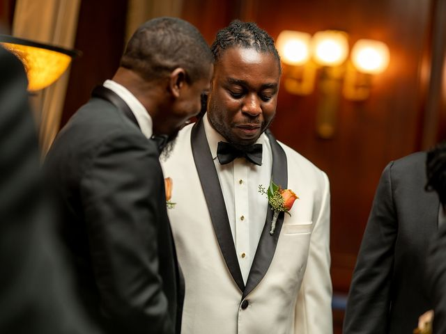Antonette and Wilfred's Wedding in Baltimore, Maryland 15