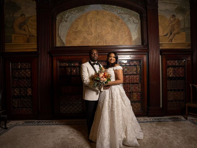 Antonette and Wilfred's Wedding in Baltimore, Maryland 30