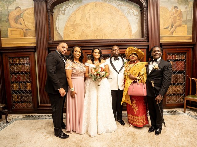 Antonette and Wilfred's Wedding in Baltimore, Maryland 31