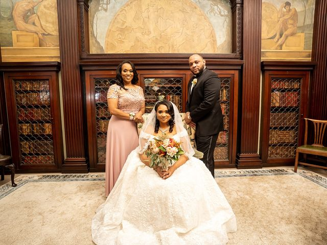 Antonette and Wilfred's Wedding in Baltimore, Maryland 32