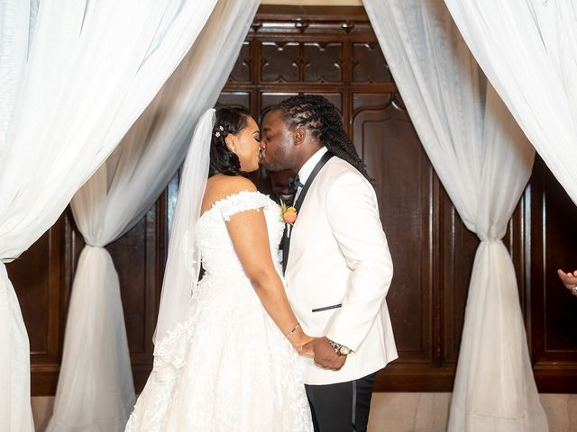 Antonette and Wilfred's Wedding in Baltimore, Maryland 2