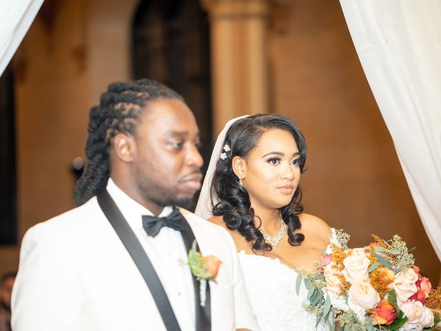 Antonette and Wilfred's Wedding in Baltimore, Maryland 5