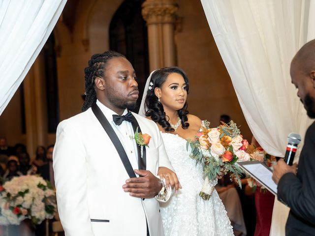 Antonette and Wilfred's Wedding in Baltimore, Maryland 6