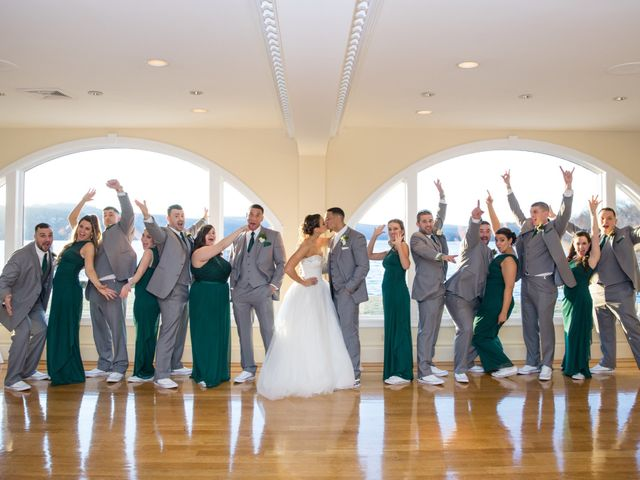 Daryl and Lindsay's Wedding in Brookfield, Connecticut 20