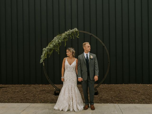 The wedding of Ethan and Tayler