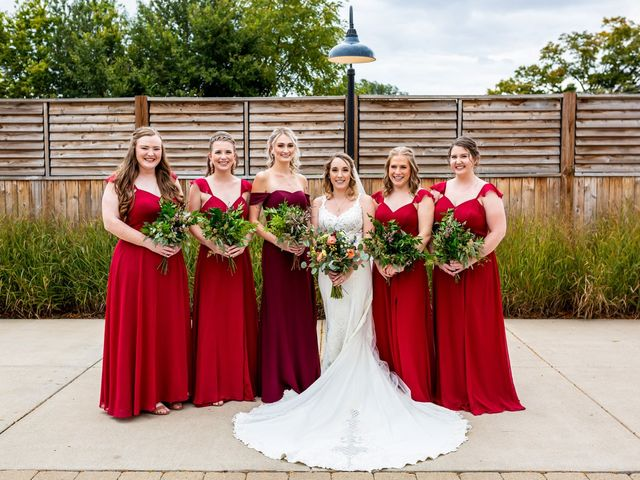 Kevin and Natalie's Wedding in Plainfield, Illinois 6