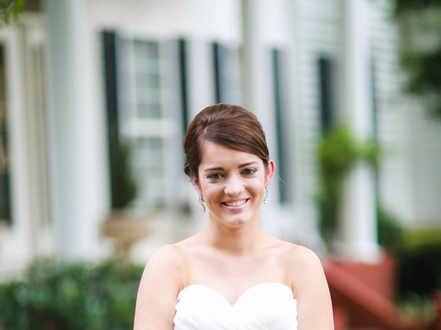 Megan and Cole's Wedding in Huntsville, Alabama 2
