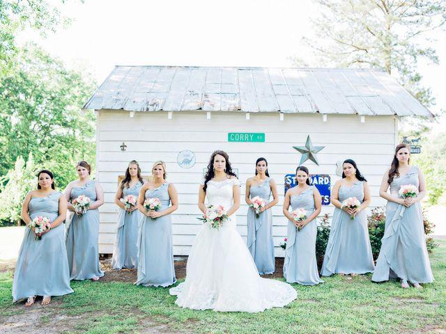 Kaycee and Mackenzie's Wedding in Union Point, Georgia 3