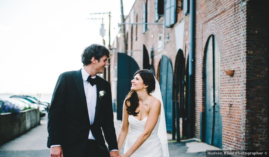 Barry and Jessica's Wedding in Brooklyn, New York