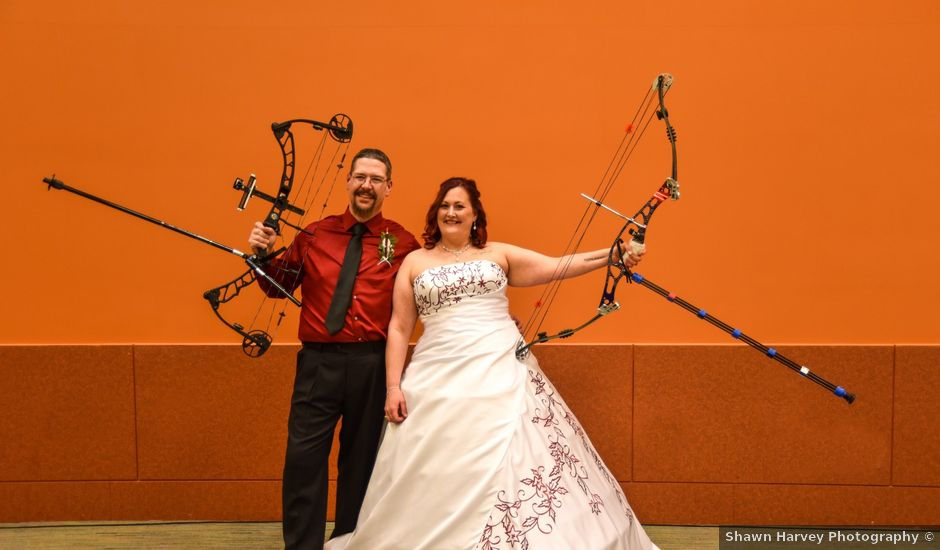 Teresa and Scott's Wedding in Cincinnati, Ohio