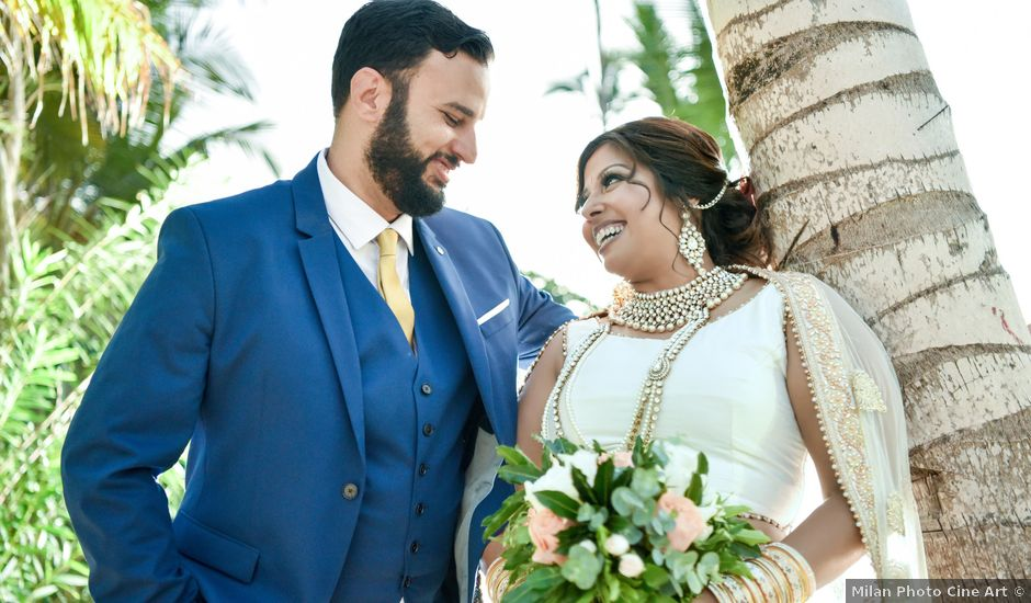 Aaron and Rovina's Wedding in Punta Cana, Dominican Republic