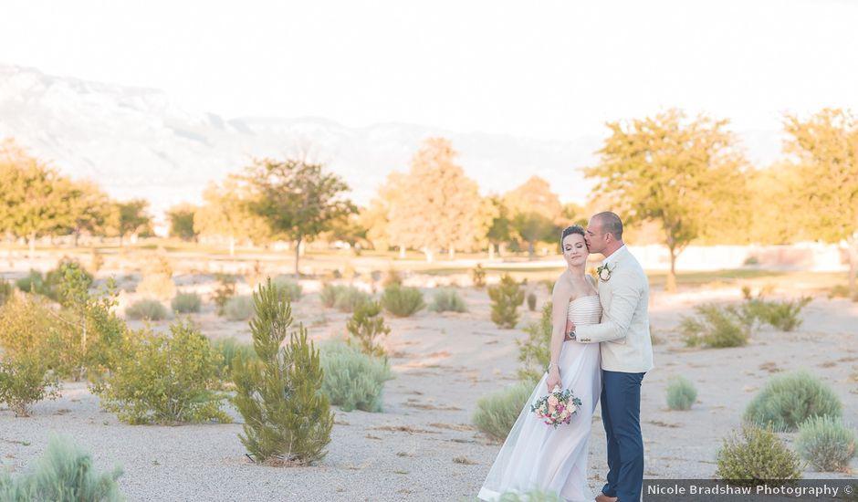 Jacquelyn and Gary's Wedding in Albuquerque, New Mexico