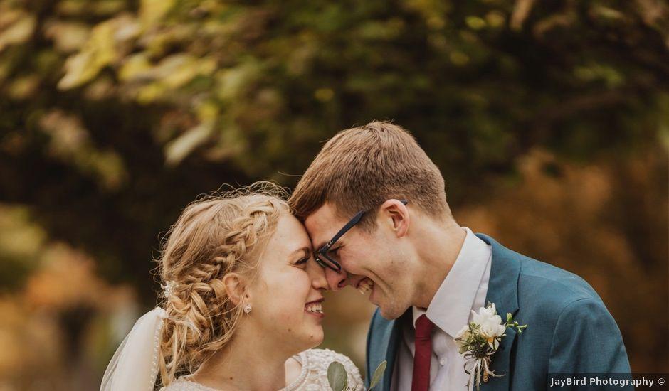 Preston and Savanah's Wedding in Salt Lake City, Utah