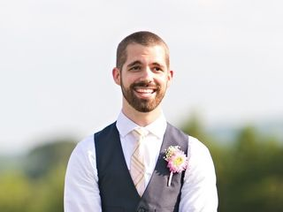 Shannon and Alex's Wedding in Evington, Virginia 12