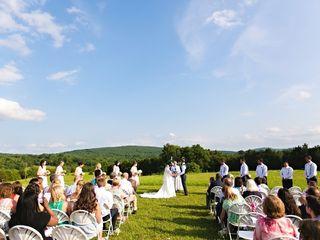 Shannon and Alex's Wedding in Evington, Virginia 13