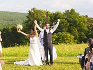 Shannon and Alex's Wedding in Evington, Virginia 15