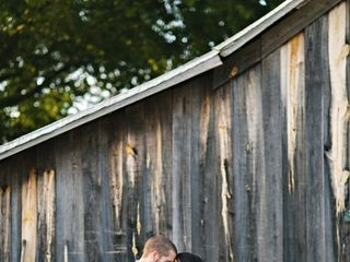 Shannon and Alex's Wedding in Evington, Virginia 18