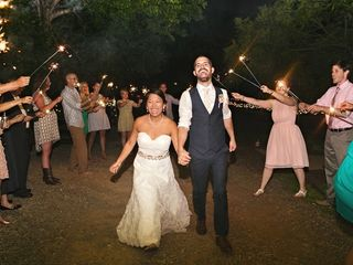 Shannon and Alex's Wedding in Evington, Virginia 24