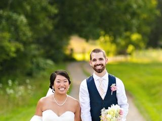 Shannon and Alex's Wedding in Evington, Virginia 17
