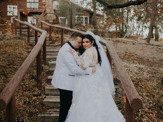 The wedding of Kiana Lyz Cerney  and Dustynn Zachary Cerney
