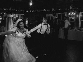 The wedding of Kiana Lyz Cerney  and Dustynn Zachary Cerney  2