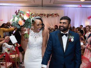 The wedding of Andrea and Aarik 3