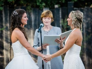 The wedding of Nira and Victoria 3