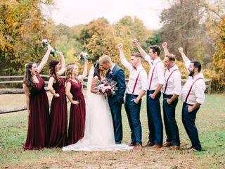 The wedding of Carol and Adam 3