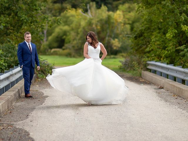 The wedding of Halley and Tim
