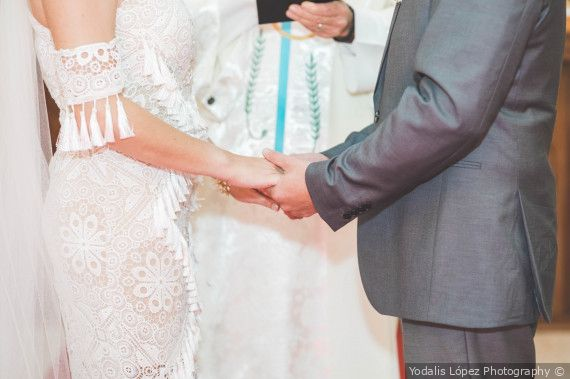 Ahimelec and Naybel's Wedding in Lares, Puerto Rico 3