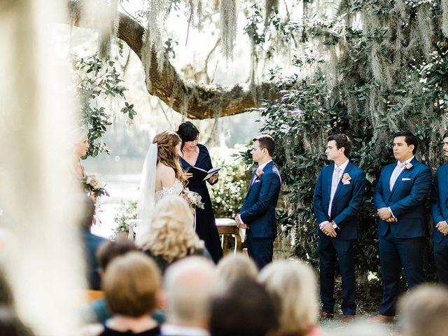 Heather and Ryan's Wedding in Murrells Inlet, South Carolina 1