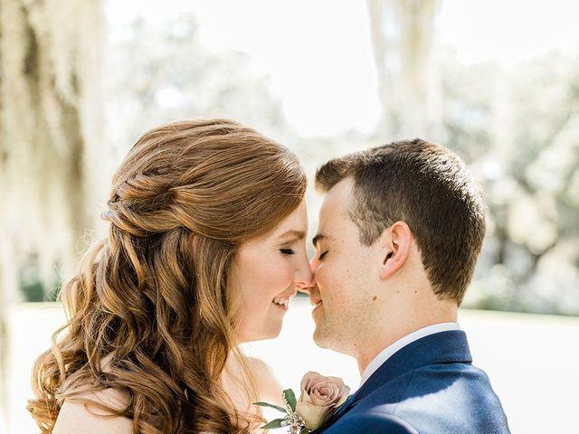 Heather and Ryan's Wedding in Murrells Inlet, South Carolina 2