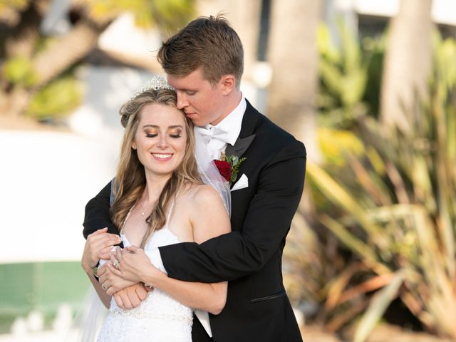 The wedding of Emily and Andrew