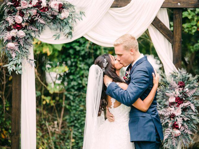 The wedding of Carol and Adam