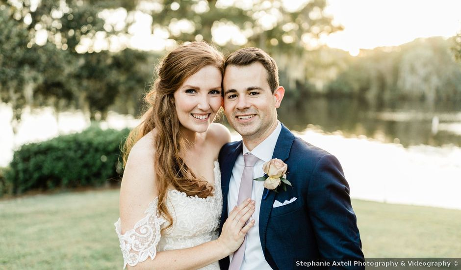 Heather and Ryan's Wedding in Murrells Inlet, South Carolina