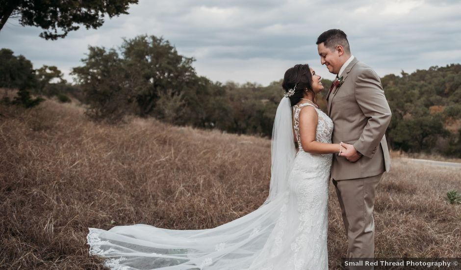 Lorenzo and Vanessa's Wedding in Spring Branch, Texas