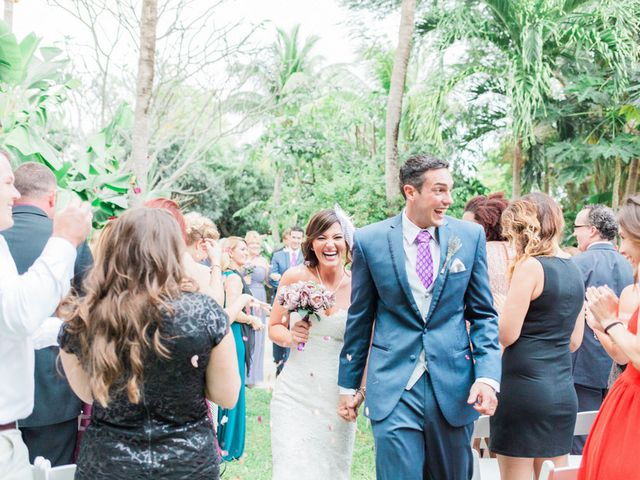 Tiffany and Chris's Wedding in Delray Beach, Florida 12