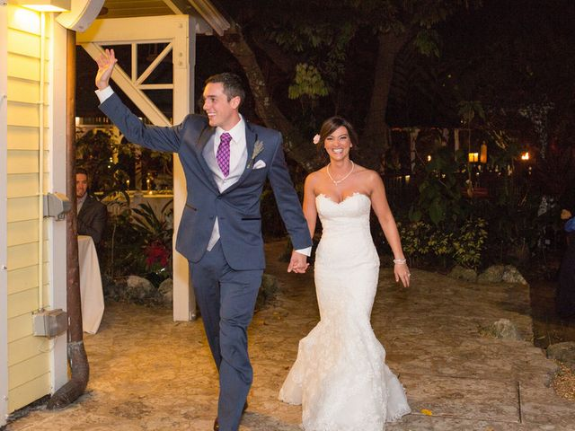 Tiffany and Chris's Wedding in Delray Beach, Florida 16