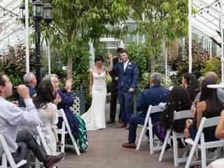 Connor and Monica's Wedding in Seattle, Washington 3