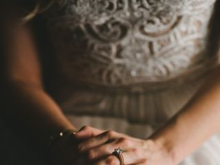 The wedding of Rebecca and Matthew 1