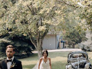The wedding of Desiree and Matthew 1