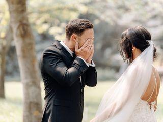 The wedding of Desiree and Matthew 2