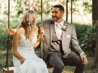 The wedding of Alyssa and Tyler