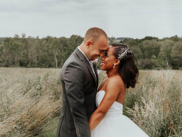 The wedding of Samantha and Nate
